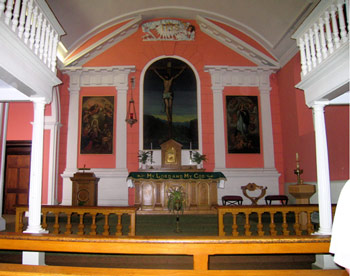 St Patricks chapel